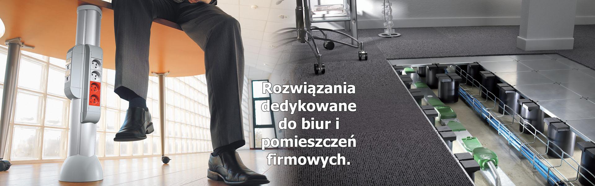 rozwiązania dedykowane do biur