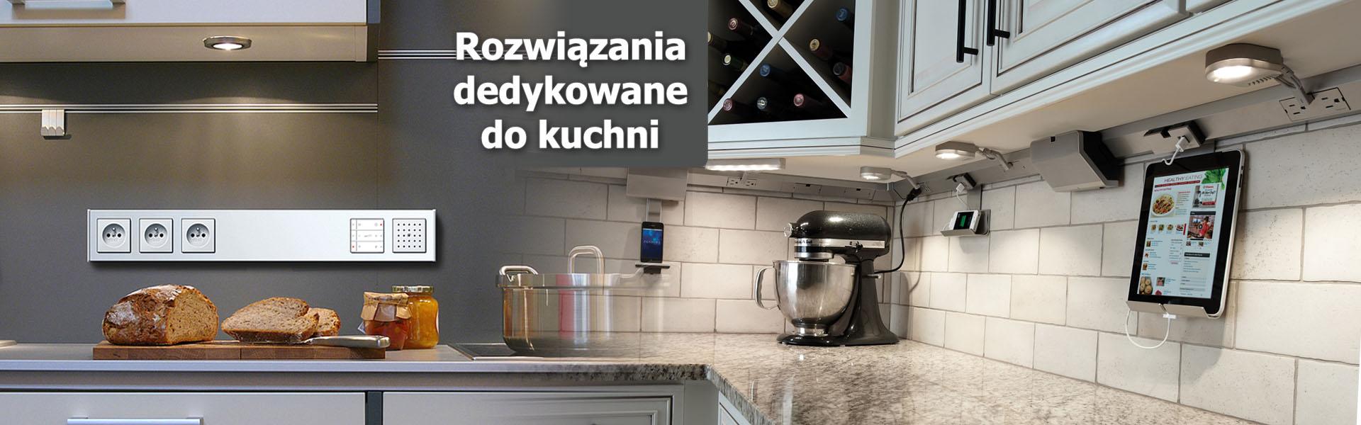 rozwiązania dedykowane do kuchni