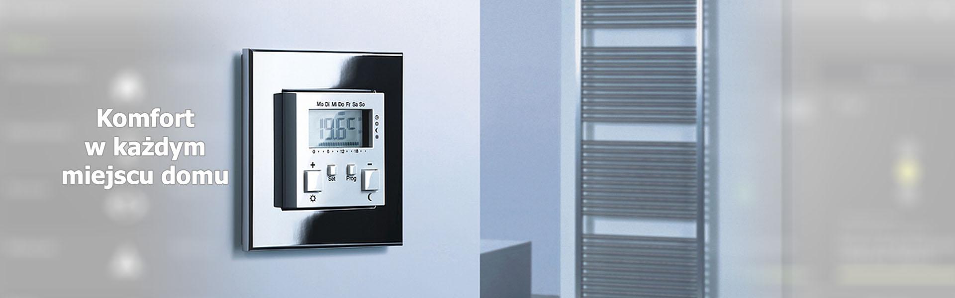 Klimatyzacja i ogrzewanie całego domu
