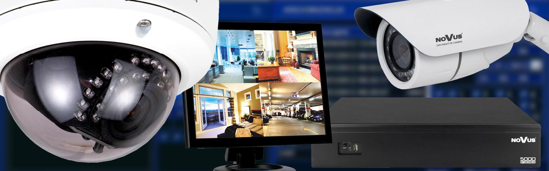 monitoring i kamery IP
