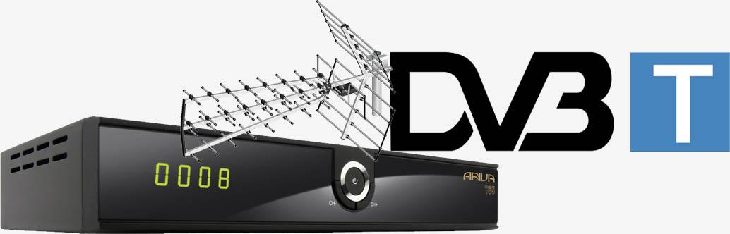instalacje antenowe cyfrowej telewizji naziemnej DVB-T
